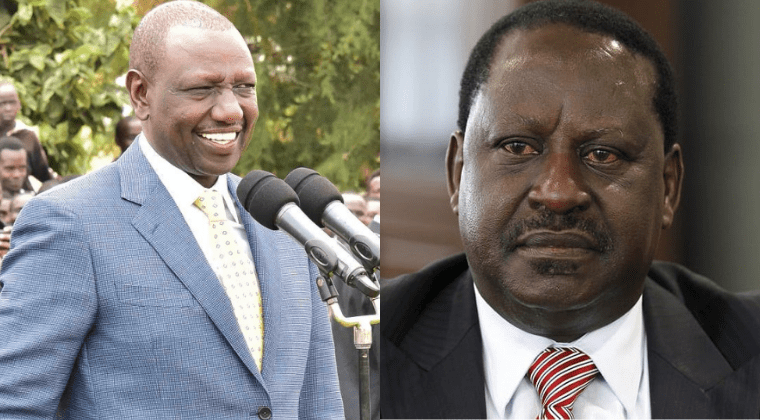 Why Ruto Promised Raila A VIP Protection When He Becomes President