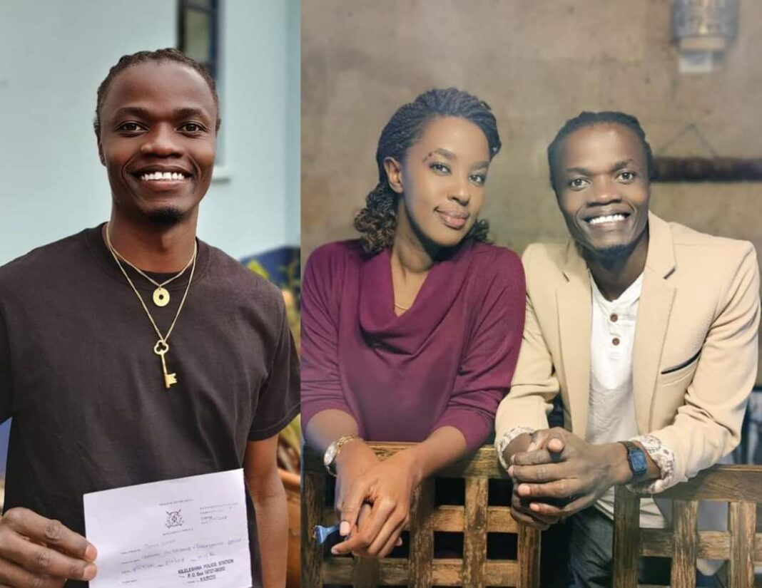 Details Of The Phone Number Sending Juliani Death Threats For Grabbing Mutua's Wife