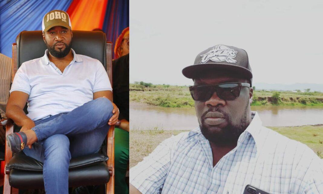 Shocking! Alai Reveals How Joho Has Been Fooling Raila And ODM Since 2017
