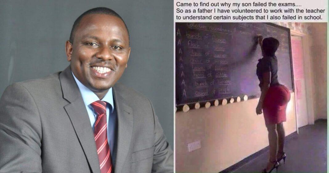 Ruto Man Demeans Teachers, Describes Them As