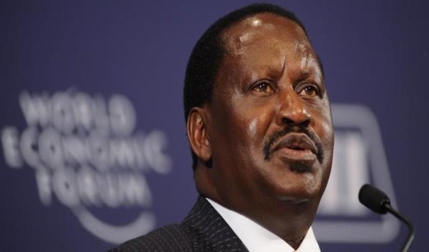 Mbagathi Way To Be Renamed After Raila Odinga