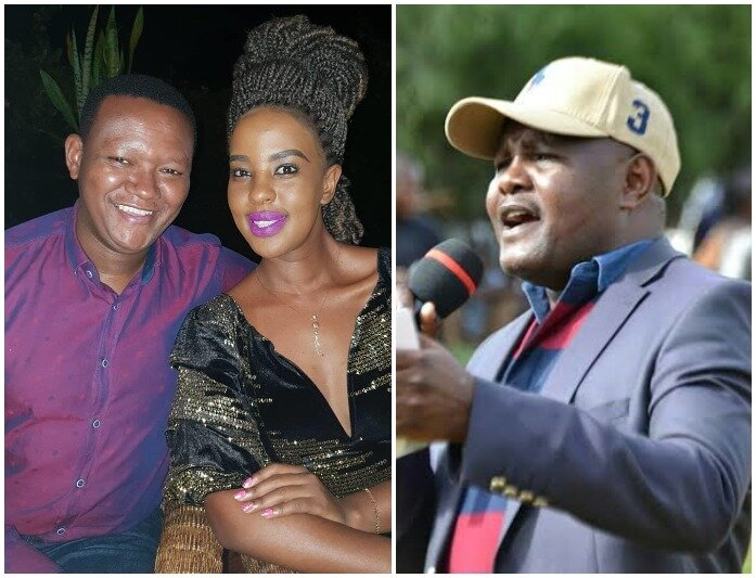 Is She Your Stepsister? Mwingi North MP Demands Answers From Alfred Mutua Over Six Year Relationship With Lillian Ng'ang'a