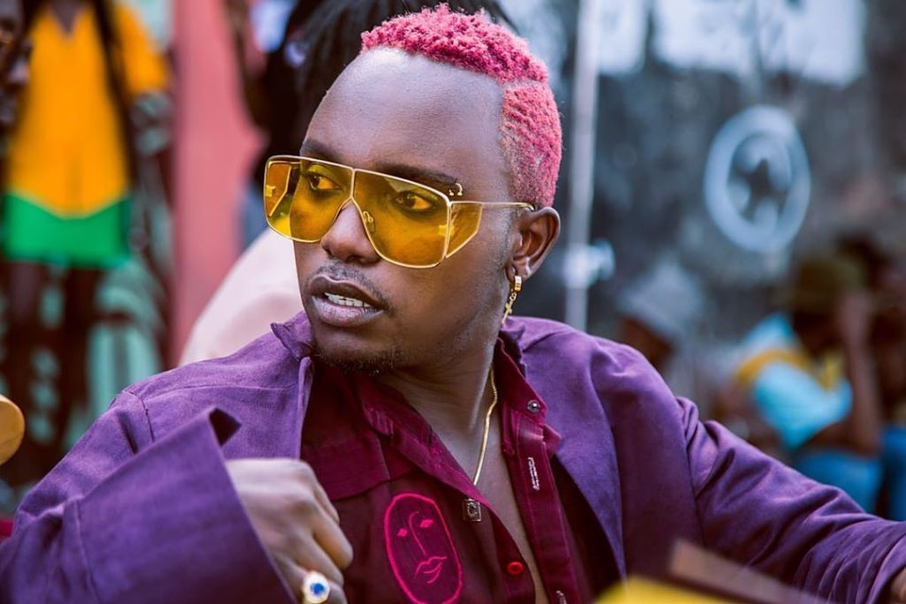 Sauti Sol's Chimano: I Realized I Was Gay During My Teenage Years