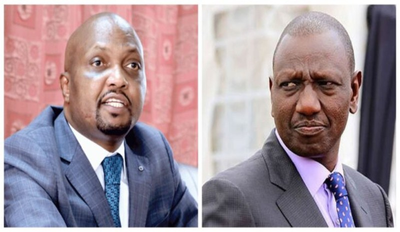 Moses Kuria Rejects Ruto, Says They Are Selling Mt. Kenya Voters To Highest Bidder