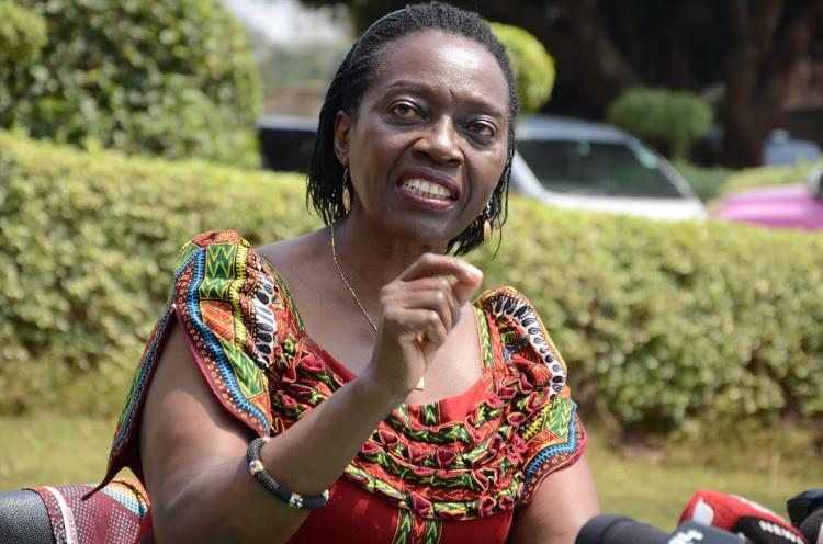 Martha Karua Appointed Mt. Kenya Spokesperson Ahead Of 2022