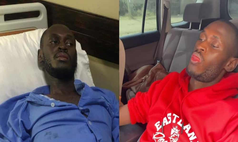 King Kaka Reveals How Doctors Almost Murdered Him