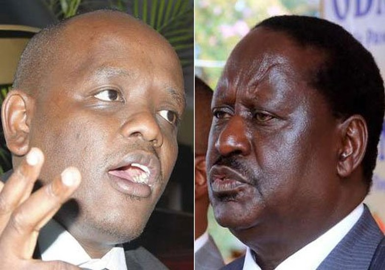 Itumbi Completely Dismantles Raila's 6K Youth Monthly Stipend If Elected