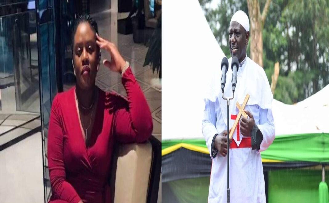 Nairobi Iko Na Wenyewe Nyinyi Wengine Mzidi Kuuza Kuku- Winnie Odinga