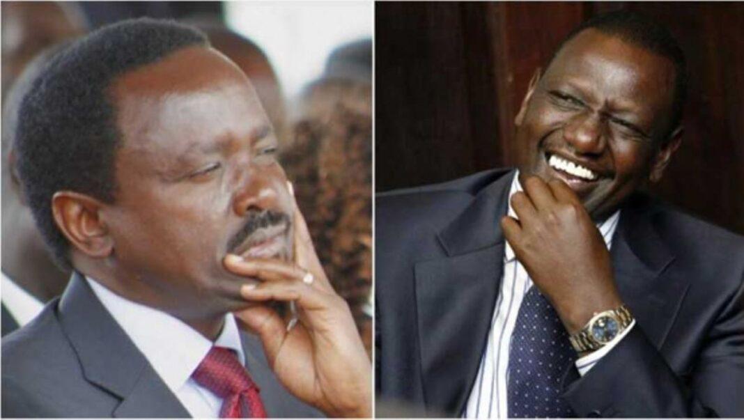Kalonzo Turns His Anger On Ruto After Losing To Kivutha's Candidate In Nguu-Masumba Ward