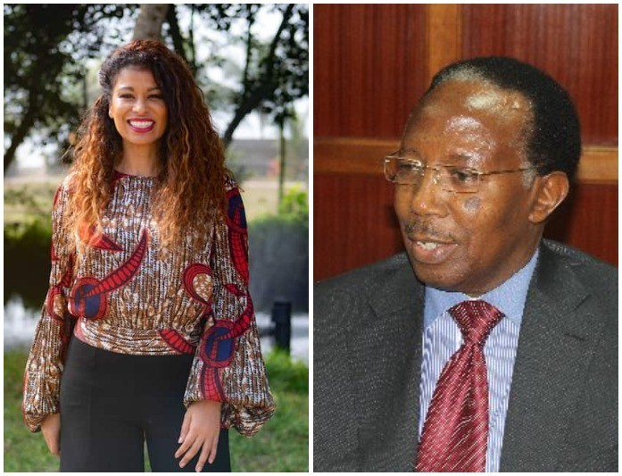 Kenya Power Woes Stem From Julie Gichuru's Father-In-Law 'Mr.Moneybags' Who Looted With Impunity